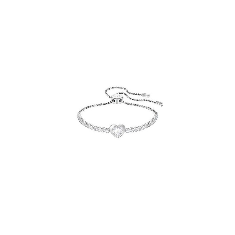Swarovski Subtle Heart Bracelet Joieria Riera