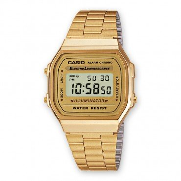 CASIO A168WG-9EF - Casio - 065000063 - Jewelry and watches Riera in Vallès, Barcelona