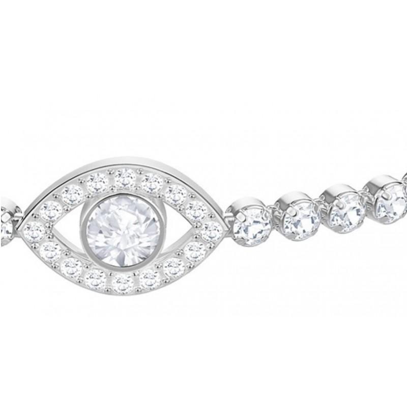 bda1dc78526 ... SWAROVSKI SUBTLE EVIL EYE BRACELET - Swarovski - 5368546 - Jewelry and  watches Riera in Vallès ...