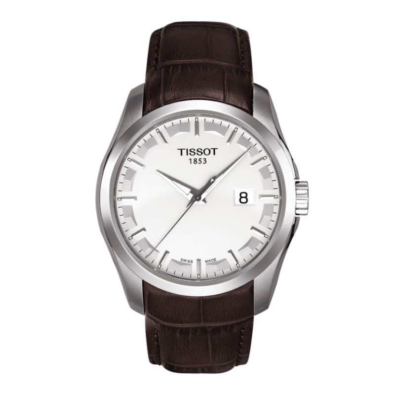 TISSOT COUTURIER GENT T0354101603100 - TISSOT - T0354101603100 - Jewelry and watches Riera in Vallès, Barcelona