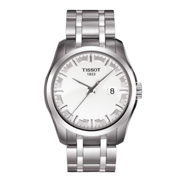 TISSOT COUTURIER GENT T0354101103100 - TISSOT - T0354101103100 - Jewelry and watches Riera in Vallès, Barcelona