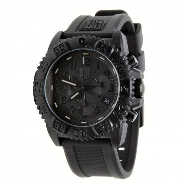 LUMINOX NAVY SEAL COLORMARK CHRONOGRAPH BLACKOUT - Luminox - 0061000036 - Jewelry and watches Riera in Vallès, Barcelona