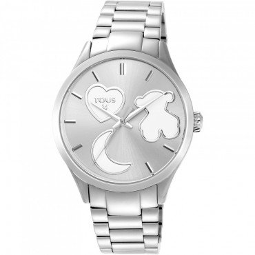 Reloj Tous Sweet Power steel - Tous watches - 800350755 - Jewelry and watches Riera in Vallès, Barcelona