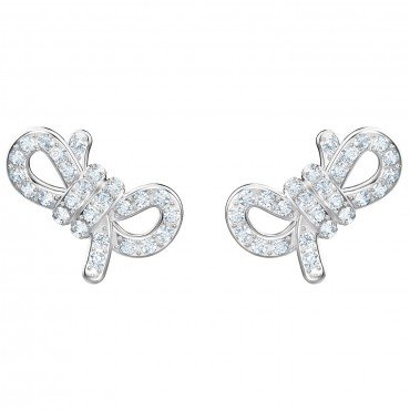 Pendientes Swarovski Lifelong Bow - Swarovski -  - Jewelry and watches Riera in Vallès, Barcelona