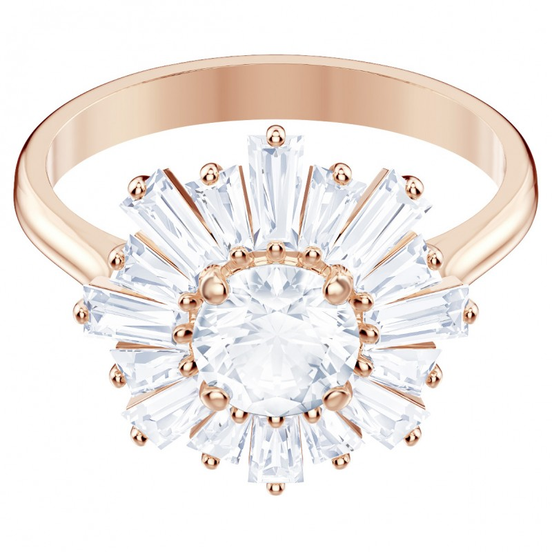 59089bf05e3f anillo Swarovski Sunshine - Swarovski - - Joyería y relogería Riera en el  Vallés