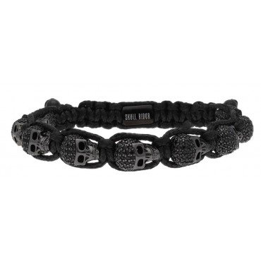 SKULL RIDER BRACELET SR070 - SKULL RIDER JEWELS -  - Jewelry and watches Riera in Vallès, Barcelona