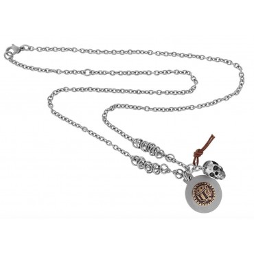 SKULL RIDER NECKLACE SR006 - SKULL RIDER JEWELS -  - Jewelry and watches Riera in Vallès, Barcelona