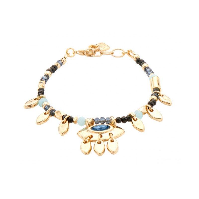 Pulsera Osiris PUL1857AZUORO0M - Uno de 50 -  - Jewelry and watches Riera in Vallès, Barcelona