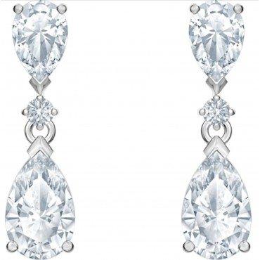 Swarovski attract vintage pierced earrings - Swarovski - 5512393 - Jewelry and watches Riera in Vallès, Barcelona