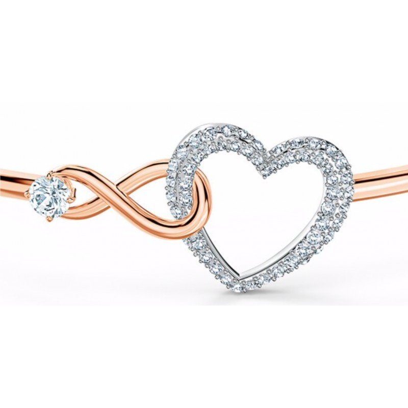 Swarovski Infinity Heart Bracelet - Swarovski - 5518869 - Jewelry and watches Riera in Vallès, Barcelona