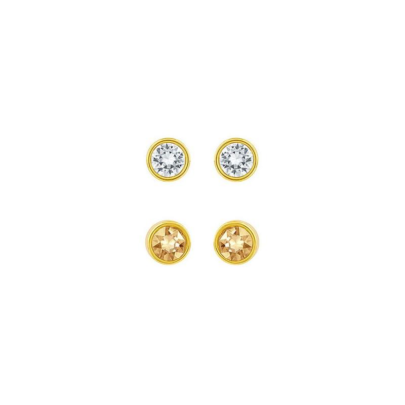 877ebad75 SWAROVSKI HARLEY PIERCED EARRINGS - Swarovski - 1092467 - Jewelry and  watches Riera in Vallès,