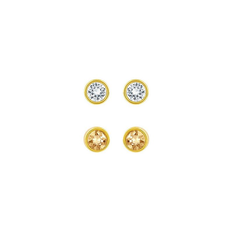 SWAROVSKI HARLEY PIERCED EARRINGS - Swarovski - 1092467 - Jewelry and watches Riera in Vallès, Barcelona