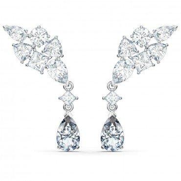 Swarovski Tennis Deluxe pierced earrings - Swarovski - 5562086 - Jewelry and watches Riera in Vallès, Barcelona