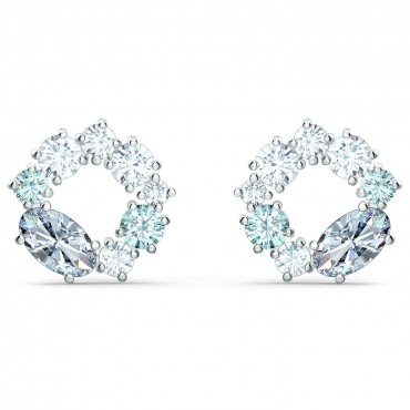 Earrings Swarovski Attract Circle - Swarovski - 5570943 - Jewelry and watches Riera in Vallès, Barcelona