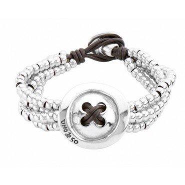Bracelet Sewn PUL2013MTLMAR0M - Uno de 50 - PUL2013MTLMAR0M - Jewelry and watches Riera in Vallès, Barcelona