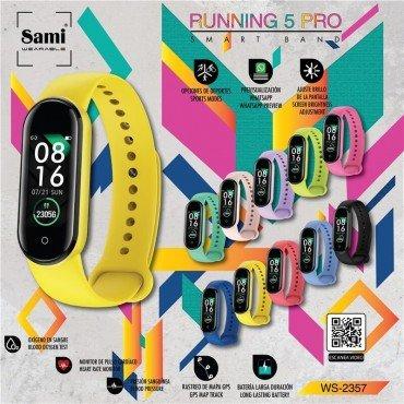 SAMI SMARTWATCH WS-2357 RUNNING 5 PRO - Festina / Eurofest -  - Joieria i rellotgeria Riera al Vallès, Barcelona