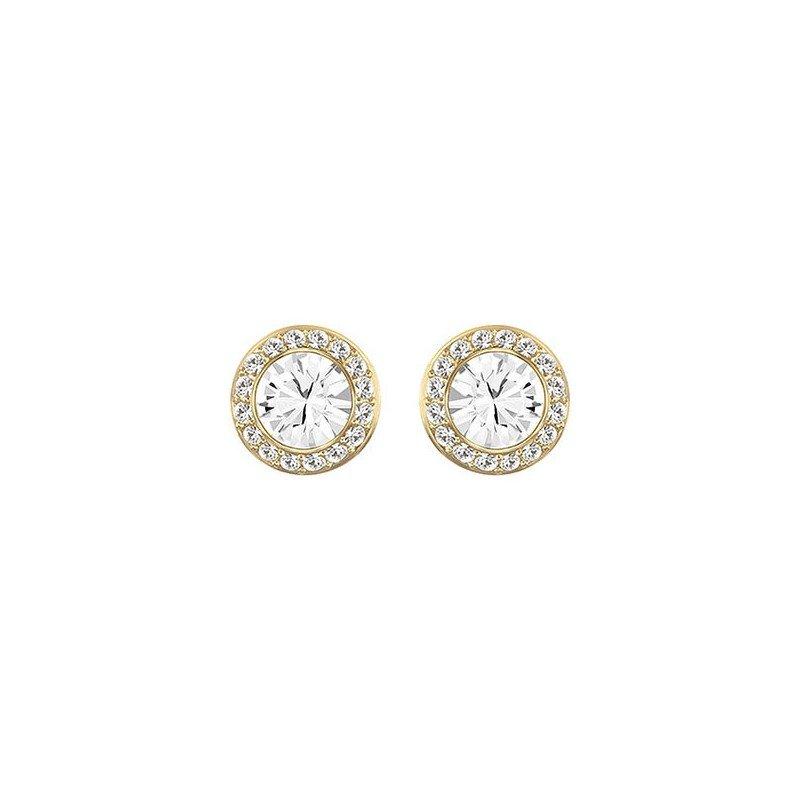 SWAROVSKI ANGELIC PIERCED EARRINGS - Swarovski - 1081941 - Jewelry and watches Riera in Vallès, Barcelona