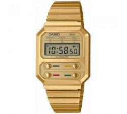 CASIO Watch A100WEG-9AEF - Casio - A100WEG-9AEF - Jewelry and watches Riera in Vallès, Barcelona