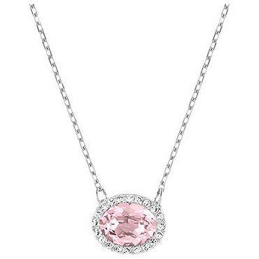 SWAROVSKI CHRISTIE NECKLACE OVAL