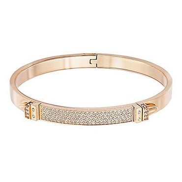 SWAROVSKI DISTINCT BANGLE NARROW
