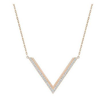 SWAROVSKI DELTA NECKLACE MEDIUM