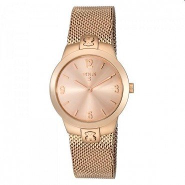 RELOJ TOUS T-MESH IP ROSE - Tous watches - 400350995 - Jewelry and watches Riera in Vallès, Barcelona
